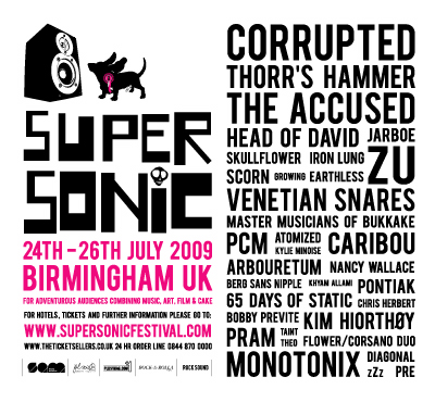 Supersonic flyer 2009