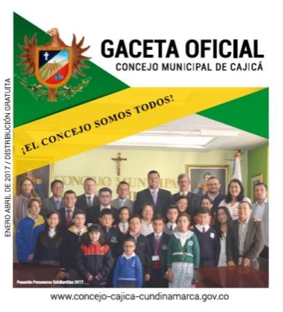 Gaceta 2017